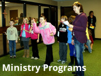 Ministry Programs at FaithPoint